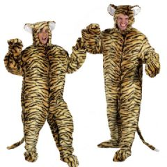 Tiger Costume - Adult